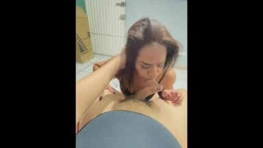 Hot Mom With Big Oiled Ass, Cum In Ass